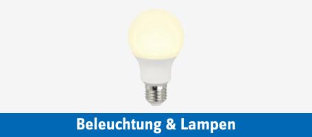 Beleuchtung / Lampen