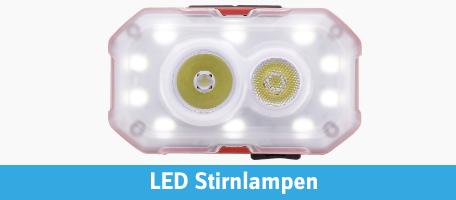 Polarlite LED Stirnlampen