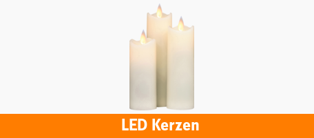 Polarlite LED Kerzen