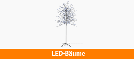 Polarlite LED-Bäume
