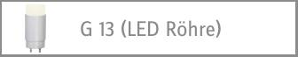 G13 LED Röhre